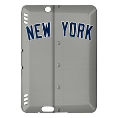 New York Yankees Jersey Case Kindle Fire HDX Hardshell Case