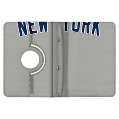 New York Yankees Jersey Case Kindle Fire HDX Flip 360 Case