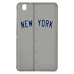 New York Yankees Jersey Case Samsung Galaxy Tab Pro 8.4 Hardshell Case