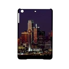 Dallas Skyline At Night Apple Ipad Mini 2 Hardshell Case