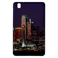 Dallas Skyline At Night Samsung Galaxy Tab Pro 8 4 Hardshell Case