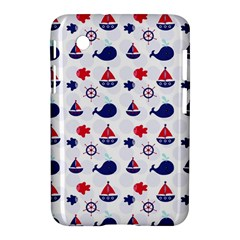 Nautical Sea Pattern Samsung Galaxy Tab 2 (7 ) P3100 Hardshell Case