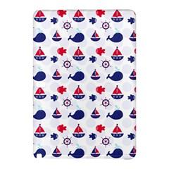 Nautical Sea Pattern Samsung Galaxy Tab Pro 10.1 Hardshell Case