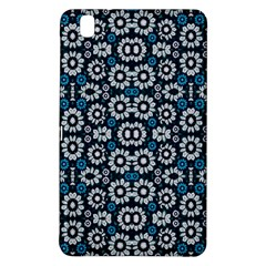 Floral Print Seamless Pattern in Cold Tones  Samsung Galaxy Tab Pro 8.4 Hardshell Case
