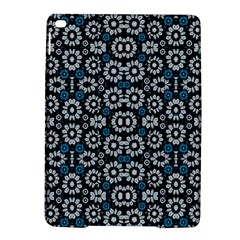 Floral Print Seamless Pattern In Cold Tones  Apple Ipad Air 2 Hardshell Case