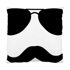 Aviators Tache Cushion Case (two Sided)