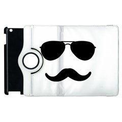 Aviators Tache Apple iPad 2 Flip 360 Case