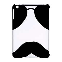 Aviators Tache Apple iPad Mini Hardshell Case (Compatible with Smart Cover)