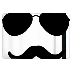 Aviators Tache Apple iPad Air Flip Case