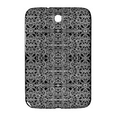 Cyberpunk Silver Print Pattern  Samsung Galaxy Note 8 0 N5100 Hardshell Case