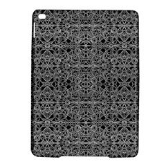 Cyberpunk Silver Print Pattern  Apple iPad Air 2 Hardshell Case