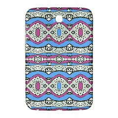 Aztec Style Pattern In Pastel Colors Samsung Galaxy Note 8 0 N5100 Hardshell Case