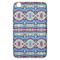 Aztec Style Pattern In Pastel Colors Samsung Galaxy Tab 3 (8 ) T3100 Hardshell Case