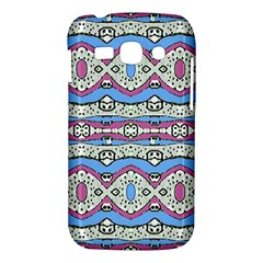 Aztec Style Pattern in Pastel Colors Samsung Galaxy Ace 3 S7272 Hardshell Case