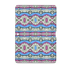 Aztec Style Pattern In Pastel Colors Samsung Galaxy Tab 2 (10 1 ) P5100 Hardshell Case