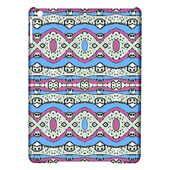 Aztec Style Pattern in Pastel Colors Apple iPad Air Hardshell Case