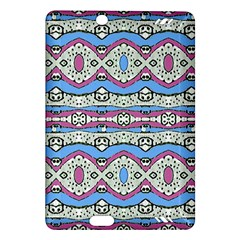 Aztec Style Pattern in Pastel Colors Kindle Fire HD (2013) Hardshell Case