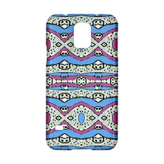 Aztec Style Pattern in Pastel Colors Samsung Galaxy S5 Hardshell Case