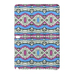 Aztec Style Pattern in Pastel Colors Samsung Galaxy Tab Pro 10.1 Hardshell Case