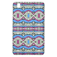 Aztec Style Pattern In Pastel Colors Samsung Galaxy Tab Pro 8 4 Hardshell Case