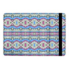 Aztec Style Pattern In Pastel Colors Samsung Galaxy Tab Pro 10 1  Flip Case