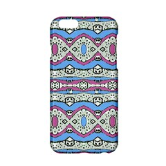Aztec Style Pattern in Pastel Colors Apple iPhone 6 Hardshell Case
