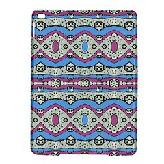 Aztec Style Pattern in Pastel Colors Apple iPad Air 2 Hardshell Case