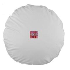 Image 18  Premium Flano Round Cushion