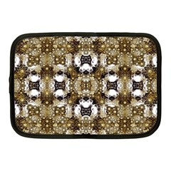 Baroque Ornament Pattern Print Netbook Sleeve (medium)