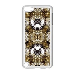 Baroque Ornament Pattern Print Apple Ipod Touch 5 Case (white)