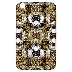 Baroque Ornament Pattern Print Samsung Galaxy Tab 3 (8 ) T3100 Hardshell Case