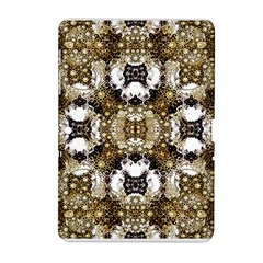 Baroque Ornament Pattern Print Samsung Galaxy Tab 2 (10.1 ) P5100 Hardshell Case