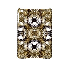 Baroque Ornament Pattern Print Apple Ipad Mini 2 Hardshell Case