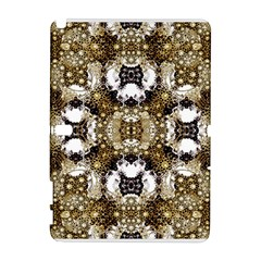 Baroque Ornament Pattern Print Samsung Galaxy Note 10.1 (P600) Hardshell Case