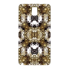 Baroque Ornament Pattern Print Samsung Galaxy Note 3 N9005 Hardshell Back Case