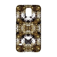 Baroque Ornament Pattern Print Samsung Galaxy S5 Hardshell Case