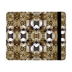 Baroque Ornament Pattern Print Samsung Galaxy Tab Pro 8.4  Flip Case