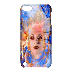 Magic Flower Apple Ipod Touch 5 Hardshell Case With Stand