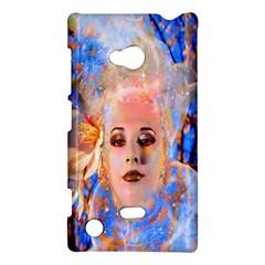 Magic Flower Nokia Lumia 720 Hardshell Case