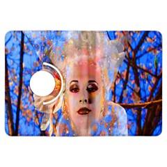 Magic Flower Kindle Fire HDX Flip 360 Case