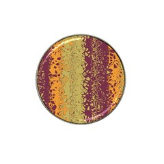 Scattered Pieces Hat Clip Ball Marker (4 Pack)