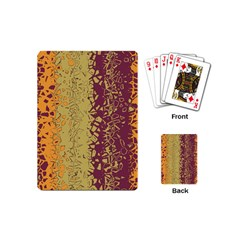 Scattered Pieces Playing Cards (mini)