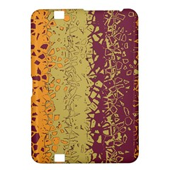 Scattered pieces Kindle Fire HD 8.9  Hardshell Case
