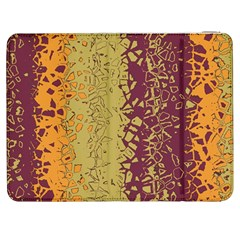 Scattered pieces Samsung Galaxy Tab 7  P1000 Flip Case