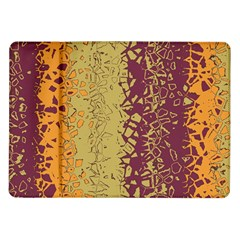 Scattered pieces Samsung Galaxy Tab 10.1  P7500 Flip Case
