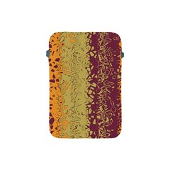 Scattered Pieces Apple Ipad Mini Protective Soft Case
