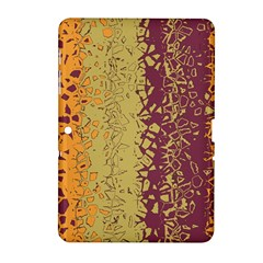 Scattered pieces Samsung Galaxy Tab 2 (10.1 ) P5100 Hardshell Case