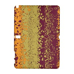 Scattered pieces Samsung Galaxy Note 10.1 (P600) Hardshell Case