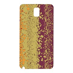 Scattered Pieces Samsung Galaxy Note 3 N9005 Hardshell Back Case