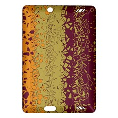 Scattered pieces Kindle Fire HD (2013) Hardshell Case